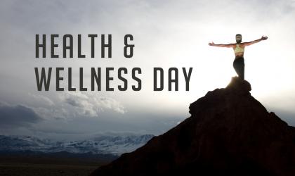 Health & Wellness Day