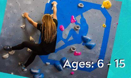 Homeschool Climbing Club