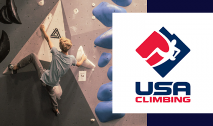 USA Youth Bouldering Competiton