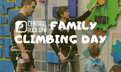 Family Climbing Day