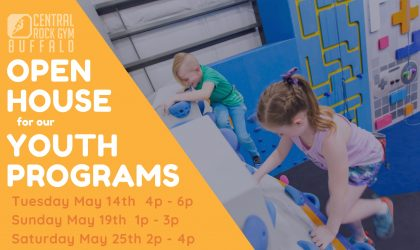 Youth Programs Open House