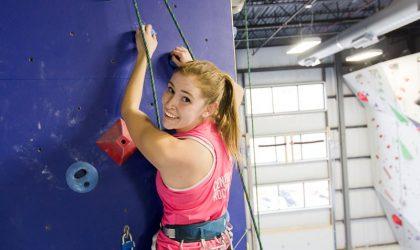 Ladies Climbing Coalition