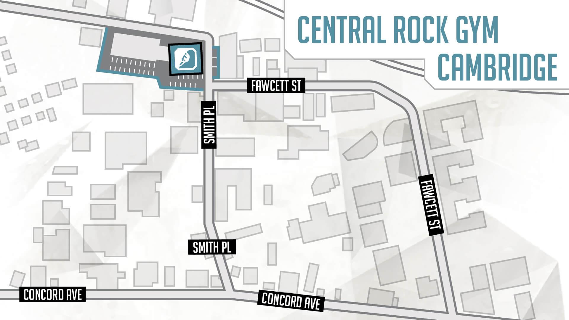 Home - Central Rock Gym - Cambridge
