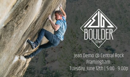 Boulder Denim Pants Party
