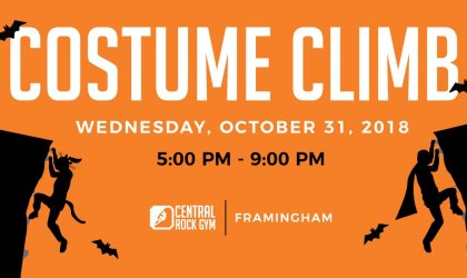 Wednesday, October 31st 5-9pm