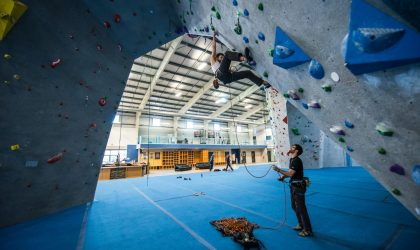 Introduction to Lead Climbing
