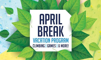 April Vacation Program – Daily