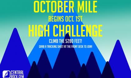 Mile High Challenge