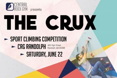 The Crux – Rope Competition