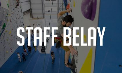 Staff Belay