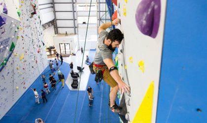 Staffed Climbing