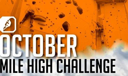 October Mile-High Challenge