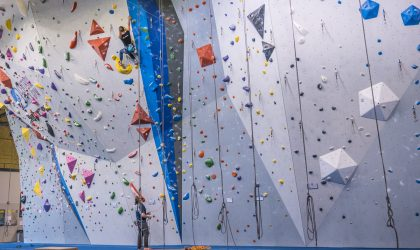 Roped Climbing