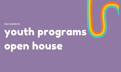 Youth Program Open House