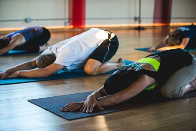 Fitness classes at Central Rock Gym Watertown