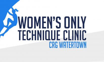 Women's Only Clinics