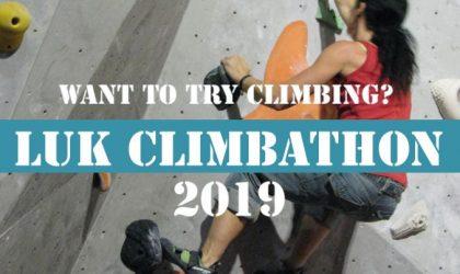 LUK Climbathon 2019