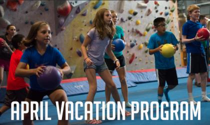 April Vacation Program