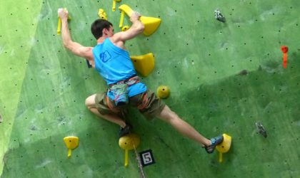 Competitive Climbing Team