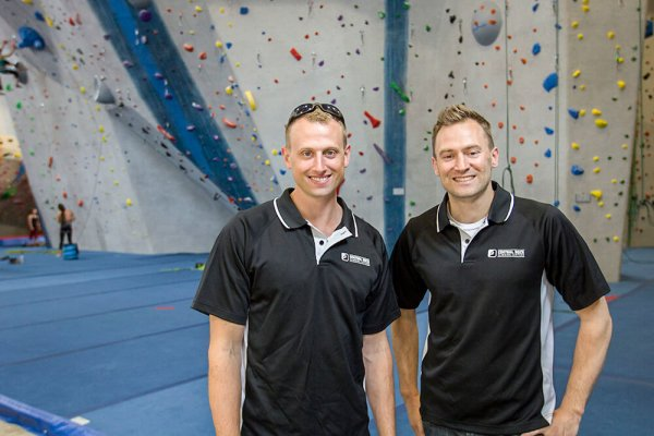 Our Story - Central Rock Gym